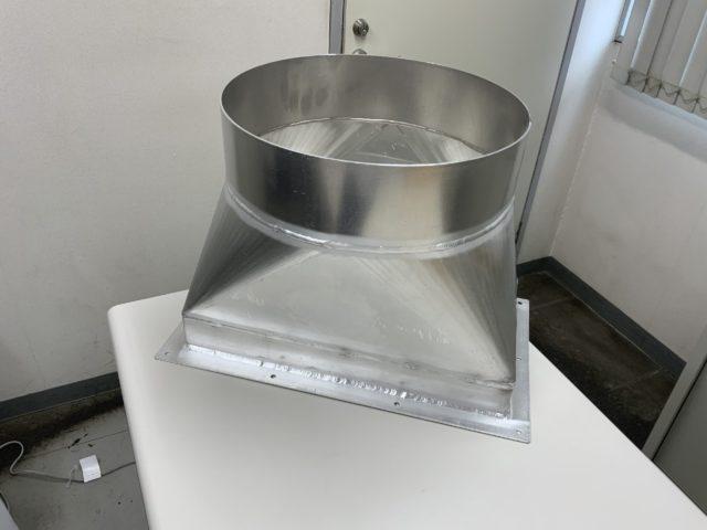 アルミ加工 アルミ溶接