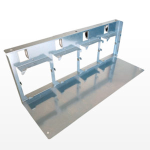 金属加工製品:試作品/SGCC t0.4
