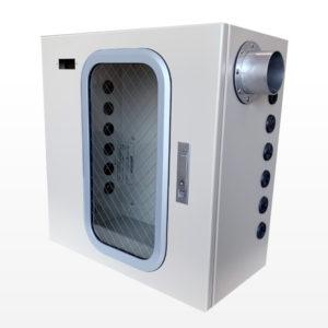 金属加工製品:制御盤/SPHC t2.3/メラミン焼付塗装